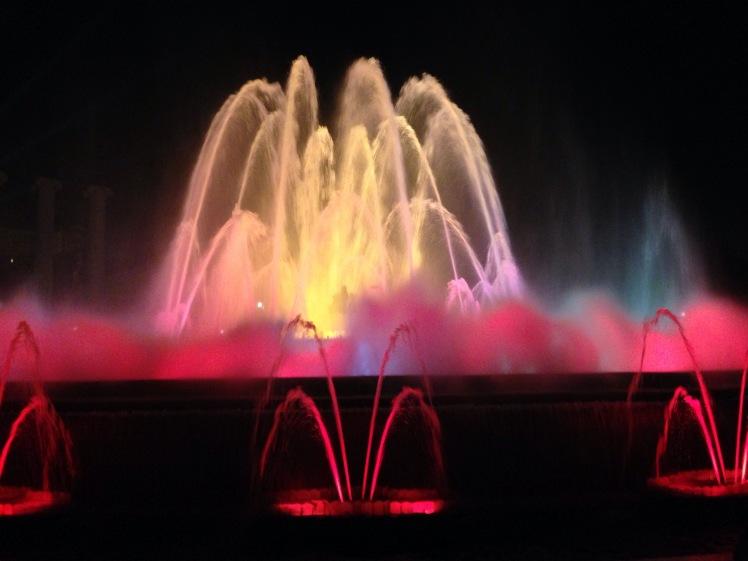 Brunnen Plaza Espana www.diewunderbarewelt.com