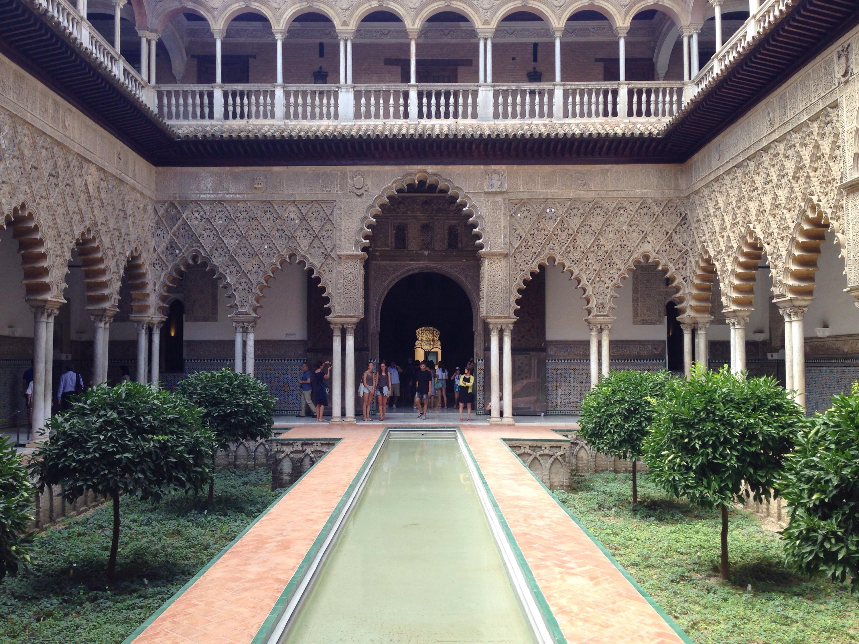 Palast Sevilla www.diewunderbarewelt.com