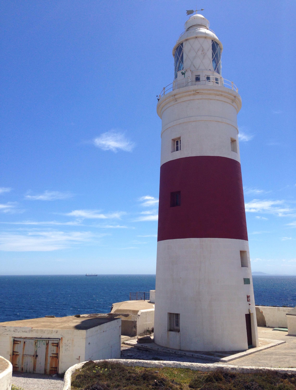 Gibraltar Leuchtturm www.diewunderbarewelt.com