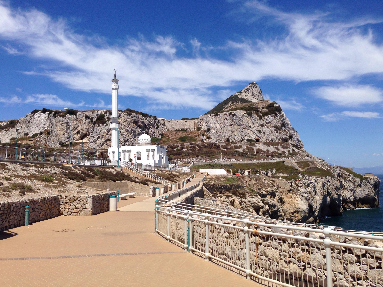 Gibraltar www.diewunderbarewelt.com Moschee
