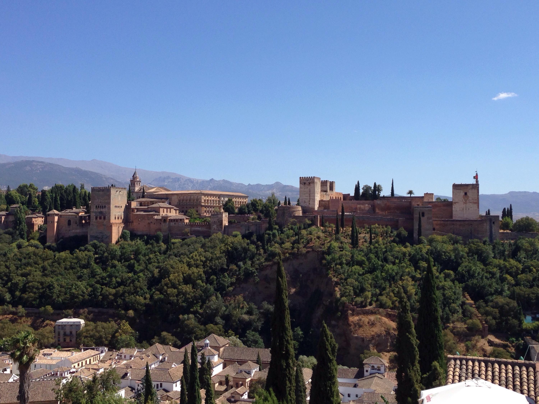 Granada Alhambra www.diewunderbarewelt.com