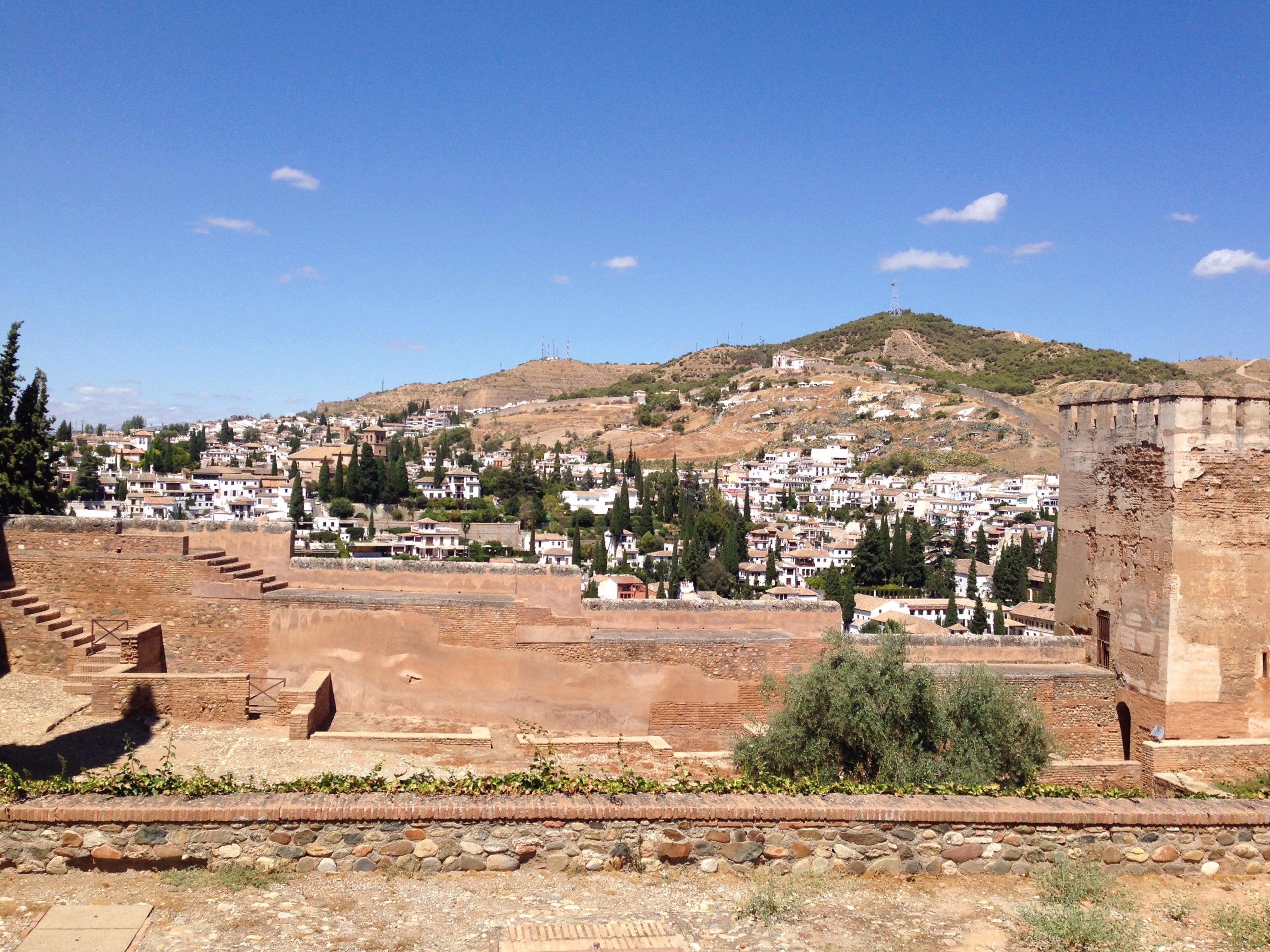 Alhambra Granada www.diewunderbarewelt.com