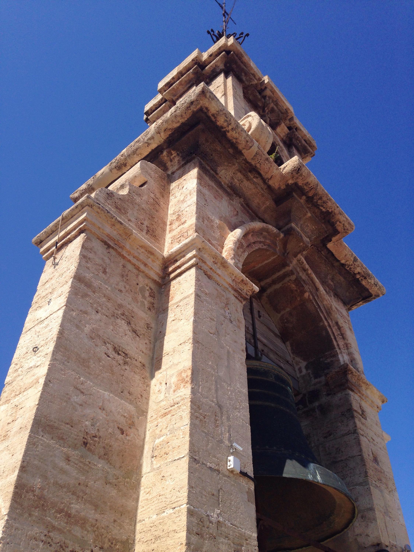 Glockenturm Valencia www.diewunderbarewelt.com