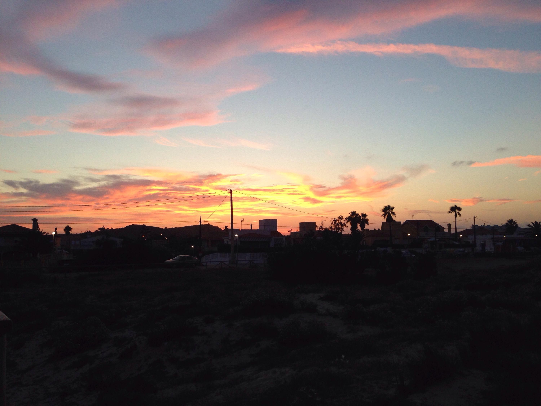 Sunset Sonnenuntergang www.diewunderbarewelt.com Spanien