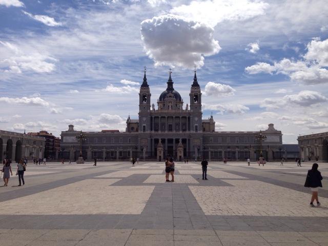 Madrid Palast www.diewunderbarewelt.com