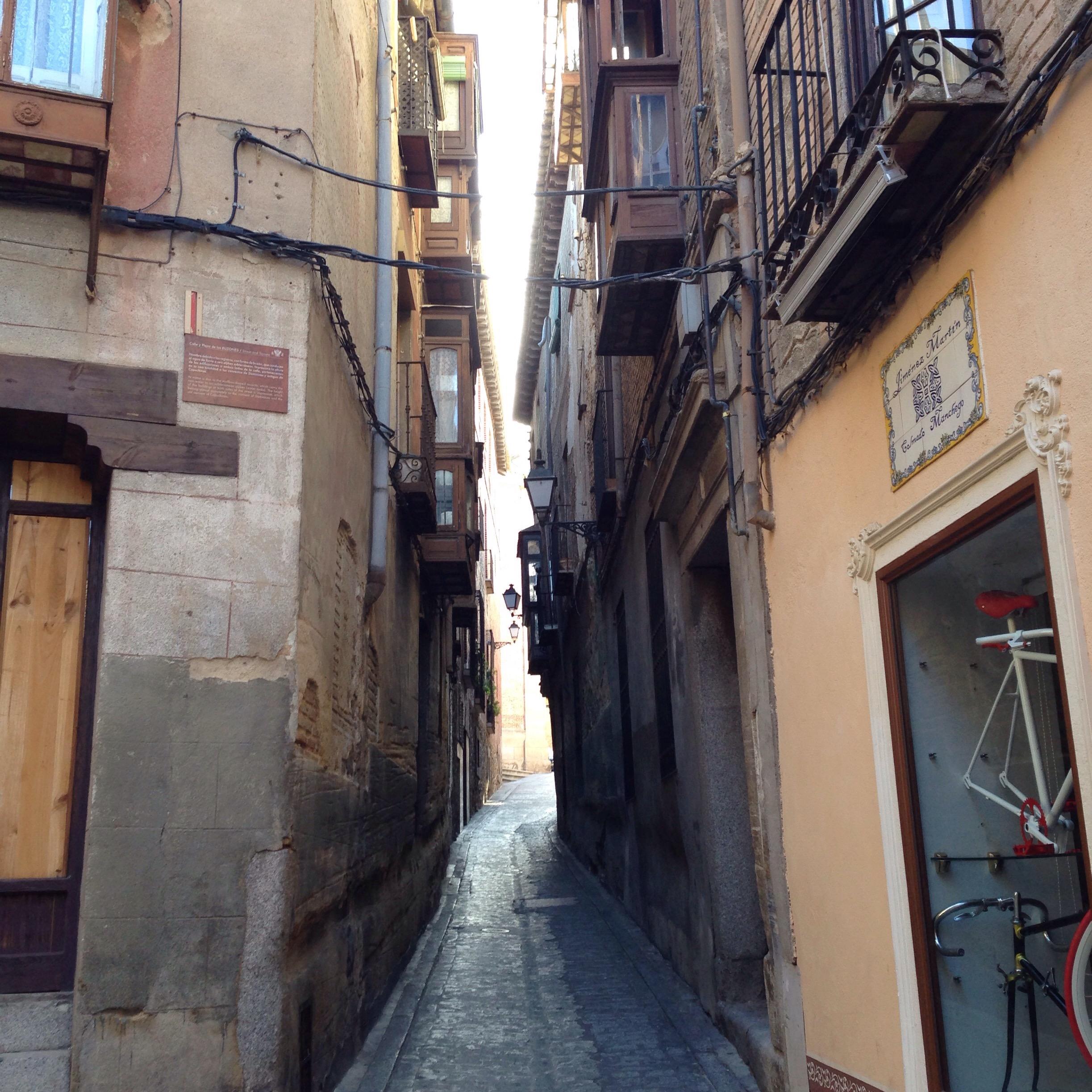 Streets Toledo  www.diewunderbarewelt.com