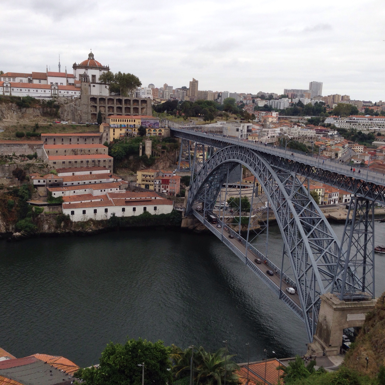 Porto Bridge www.diewunderbarewelt.com
